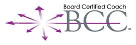 CCE Board Certified Coach logo